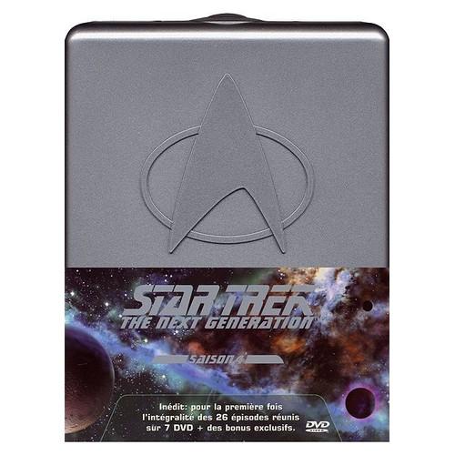 Star Trek : The Next Generation : L'Intégrale Saison 4 (26 épisodes) - Coffret 7 DVD