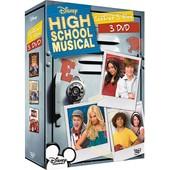 Coffret - High School Musical 1 + 2 + 3 de Kenny Ortega