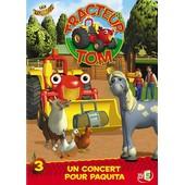 Tracteur Tom - Saison 1 - 3 - Un Concert Pour Paquita