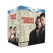 Prison Break - L'int�grale Des 4 Saisons + L'�pilogue The Final Break - Pack - Blu-Ray de Collectif