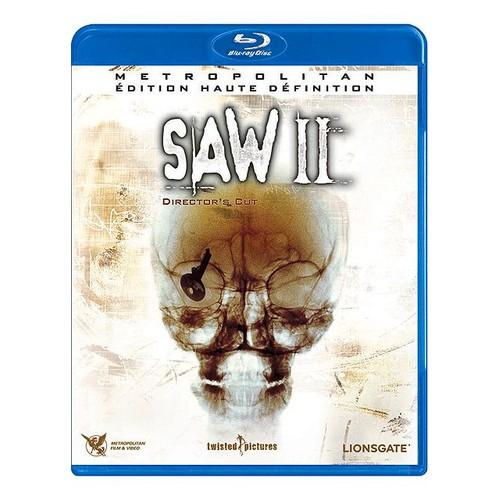 BLU-RAY SAW II (Director's cut)