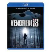 Vendredi 13 - Blu-Ray de Sean S Cunningham