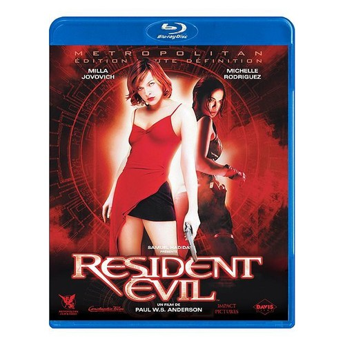 Resident evil - Inclus bonus