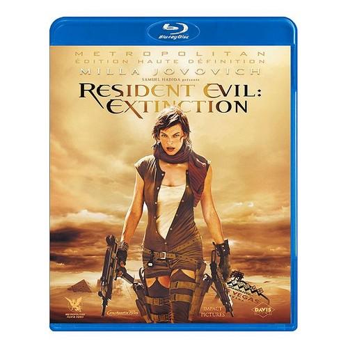 Resident evil extinction - Inclus bonus