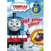 Thomas Le Petit Train - Saison 2 (Nouveau Graphisme) - 1 - Plif Plaf Plouf