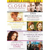 Julia Roberts - Coffret 5 Films - 5 Dvd - Pack de Mike Nichols