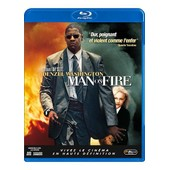 Man On Fire - Blu-Ray de Scott Tony