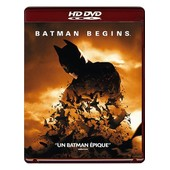 Batman Begins - Hd-Dvd de Nolan Christopher