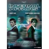Infernal Affairs de Andrew Lau Wai-Keung