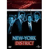 New York District - Saison 3 de Daniel Sackheim