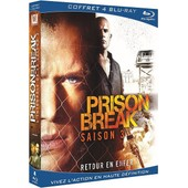Prison Break - L'int�grale De La Saison 3 - Blu-Ray de Collectif