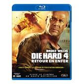 Die Hard 4 : Retour En Enfer - Blu-Ray de Len Wiseman