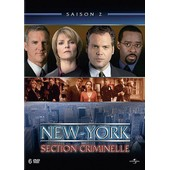 New York, Section Criminelle - Saison 2 de Martin Darnell