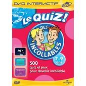 Le Quiz Des Incollables - 7/9 Ans - Dvd Interactif