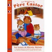 Les Histoires Du P�re Castor - 10 - Les Lettres De Biscotte Mulotte de Pascale Moreaux