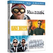 Coffret Blockbuster - Hancock + Bad Boys + Men In Black - Pack - Blu-Ray de Peter Berg