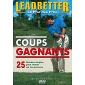 Leadbetter, Le Prof Des Pros - Coups Gagnants