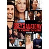 Grey's Anatomy (� Coeur Ouvert) - Saison 1 de Peter Horton