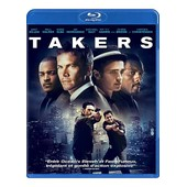 Takers - Blu-Ray de John Luessenhop