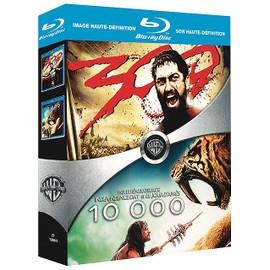 10 000 + 300 Pack Blu Ray