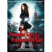 Vampire Girl Vs Frankenstein Girl de Naoyuki Tomomatsu