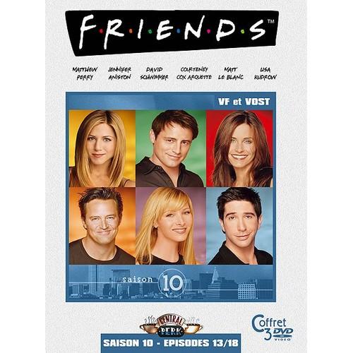 Friends - Saison 10 : Episodes 13 à 18 - Édition 3 DVD
