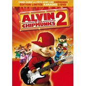 Alvin Et Les Chipmunks 2 - �dition Limit�e de Thomas Betty