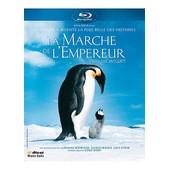 La Marche De L'empereur - Blu-Ray de Luc Jacquet