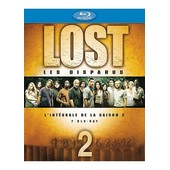 Lost, Les Disparus - Saison 2 - Blu-Ray de Jack Bender