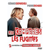Les Comp�res + Les Fugitifs - Pack de Francis Veber