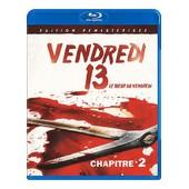 Vendredi 13 - Chapitre 2 : Le Tueur Du Vendredi - �dition Remasteris�e - Blu-Ray de Steve Miner