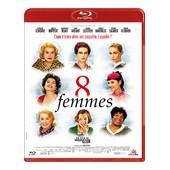 8 Femmes - Blu-Ray de Fran�ois Ozon