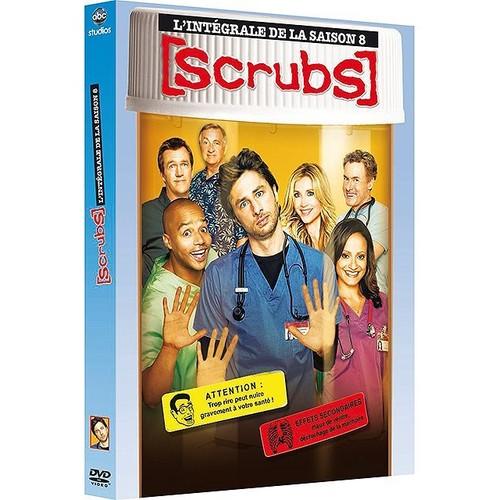 Scrubs - Coffret intégral de la Saison 8