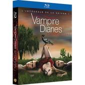 Vampire Diaries - L'int�grale De La Saison 1 - Blu-Ray de Marcos Siega