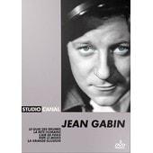 Jean Gabin - Coffret Classique - Le Quai Des Brumes + La B�te Humaine + L'air De Paris + P�p� Le Moko + La Grande Illusion - Pack