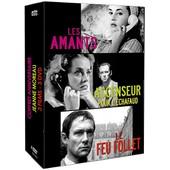 Jeanne Moreau - Coffret - Les Amants + Ascenseur Pour L'�chafaud + Le Feu Follet de Malle Louis