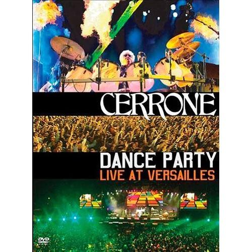 CERRONE : DANCE PARTY - LIVE AT VERSAILLES (DVD)