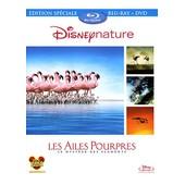 Les Ailes Pourpres : Le Myst�re Des Flamants - Combo Blu-Ray+ Dvd de Matthew Aeberhard