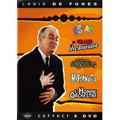 Louis De Fun�s - Oscar + Le Grand Restaurant + La Folie Des Grandeurs + Hibernatus + L'homme Orchestre de Edouard Molinaro