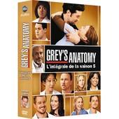 Grey's Anatomy (� Coeur Ouvert) - Saison 5 de Rob Corn