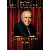 Jacques Balutin - Coffret - Au Th��tre Ce Soir de Georges Folgoas