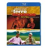 Rendez-Vous En Terre Inconnue - Muriel Robin Chez Les Himbas En Namibie / Bruno Solo Chez Les Cavaliers Mongols - Blu-Ray de Pierre Stine
