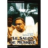 Le Salon De Musique de Ray Satyajit