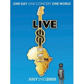 Live 8 - One Day, One Concert, One World - July 2nd 2005 d'occasion  Livré partout en France
