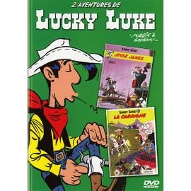 Image 2 Aventures De Lucky Luke Jesse James + La Caravane