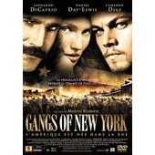 Gangs Of New York de Martin Scorsese