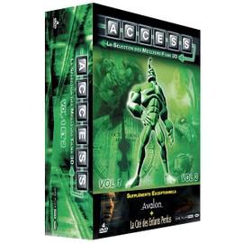 Access La Sélection Des Meilleurs Films 3d Vol. 1 Et 2