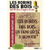 Les Robins Des Bois - Sont Des Cons Et Toujours Des Cons - Floril�ges De Sketches 1 Et 2