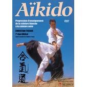 A�kido - Progression D'enseignement De La Ceinture Blanche � La Ceinture Noire