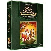 Rox Et Rouky - Coffret Prestige - Le Dvd Et Le Livre de Ted Berman